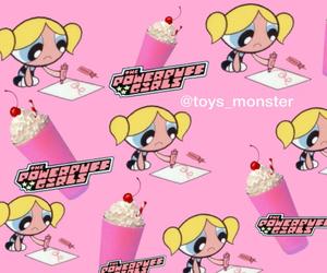 bubbles, kawaii, and powerpuffgirls image
