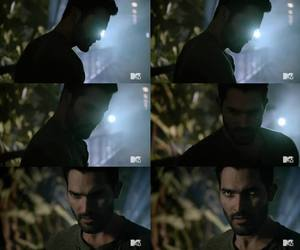 messed up, teen wolf, and derek hale image
