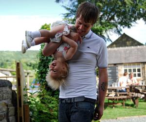 amor, crianca, and feliz image
