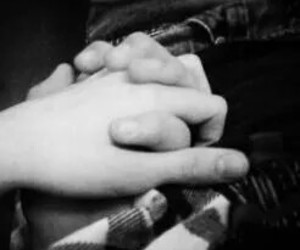 hands, love is life, and it's true image
