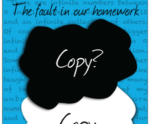 book, lol, and the fault in our stars image