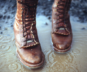 boots, water, and 35mm image