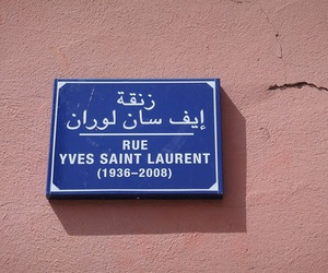 city and Yves Saint Laurent image