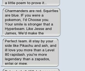 pokemon, cute, and text image
