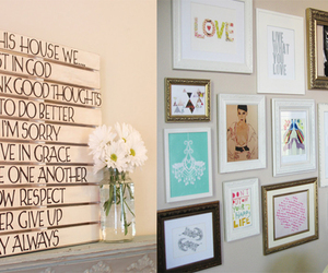 decoration, diy, and house image