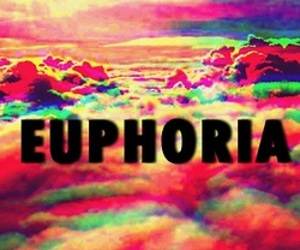 colours, euphoria, and trippy image