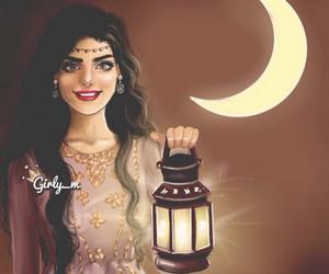 Ramadan, kareem, and رمضان image