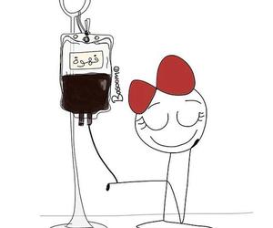 coffe, حب, and قهوة image