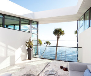 house, sea, and perfect image