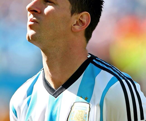 messi, argentina, and Best image