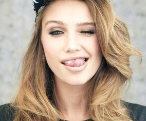 model, pretty, and cailin russo image