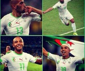 algerie, world cup 2014, and slimani image