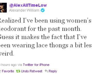 alex gaskarth, all time low, and funny image