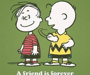 charlie brown, snoopy, and friends image