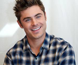 zac efron, smile, and boy image