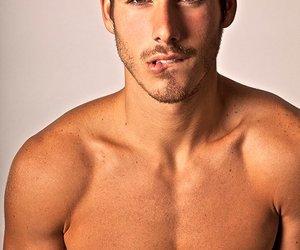 brazilian, sexy, and male model image