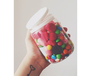 candy, tattoo, and sweet image