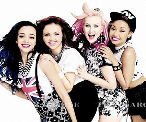 ♥, little mix, and love image