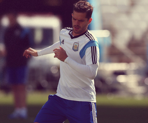 training, fifa world cup 2014, and seleccion argentina image