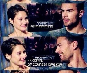 fun, divergent, and theo image
