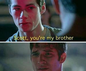 teen wolf, brothers, and tyler posey image