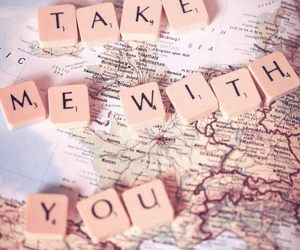 love, travel, and you image