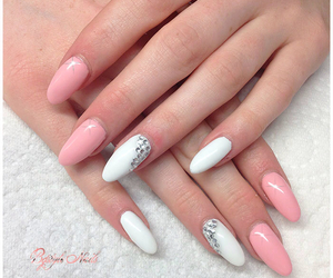 nails, nailart, and naildesigns image
