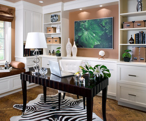 office, workspace, and room design image