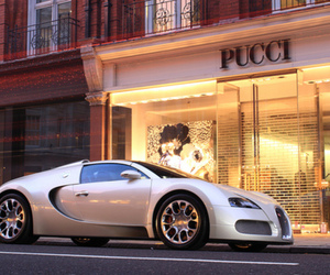 car, Pucci, and luxury image