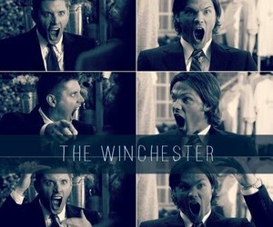 brothers, Sam, and winchester image