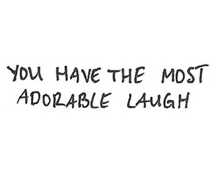 laugh, adorable, and love image