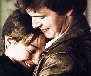 the fault in our stars, tfios, and hazel and gus image