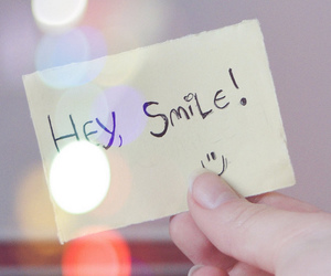 smile, :), and happy image