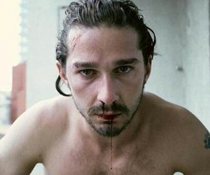 blood, movie, and shia labeouf image