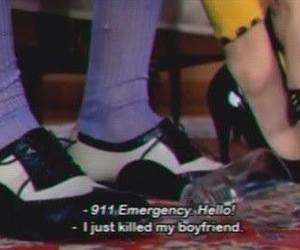 911, sad, and grunge image