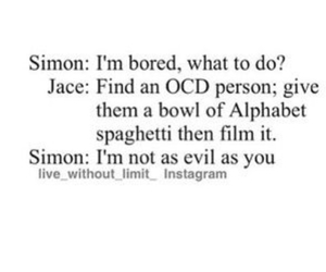 funny, tmi, and jace herondale image