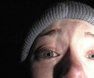 the blair witch project, movie, and scary image