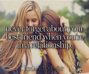 always, forget, and bff image