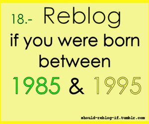 1985, 1995, and born image