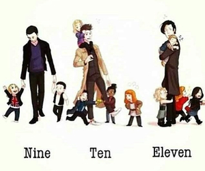 rose tyler and river song image