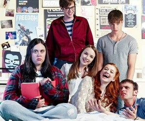 my mad fat diary, Archie, and finn image