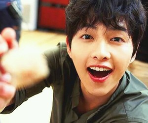 song joong ki, handsome, and cute image