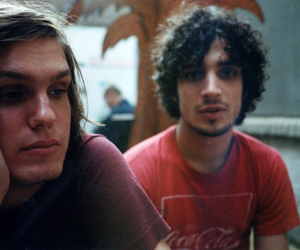 nikolai fraiture, best band ever, and the strokes image