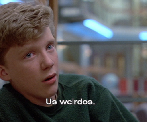 quotes, movie, and The Breakfast Club image