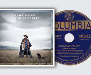 guitar, paradise valley, and john mayer image