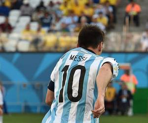 argentina, leo messi, and brazil soccer image