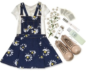 fashion and overalls image