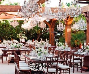 casamento, decor, and married image