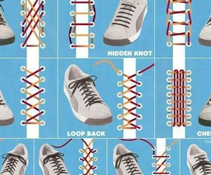 diy, footwear, and laces image