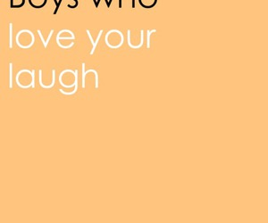 boys, laugh, and love image